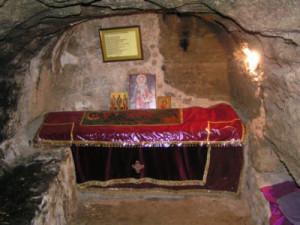 grób św.Barnaby