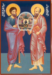 ikona św.Barnaby
